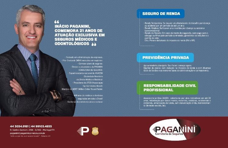 Paganini revista saúde